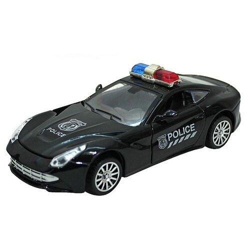 Купить Легковой автомобиль Hoffmann 49517 черный, Машинки и техника