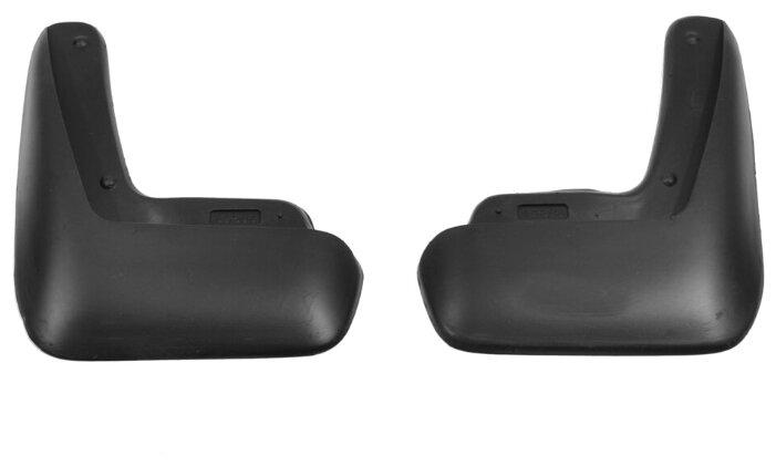 Брызговики задние для Kia NorPlast NPL-Br-43-54B — купить по выгодной цене на Яндекс.Маркете