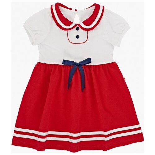 Фото - Платье Mini Maxi размер 98, белый/красный платье mini maxi размер 98 синий красный