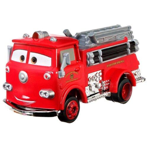 Фото - Пожарный автомобиль Mattel Cars The Fire Truck (DXV90/GXC69), красный легковой автомобиль mattel