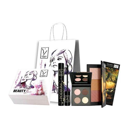 Yllozure Набор для макияжа Beauty Box №9812