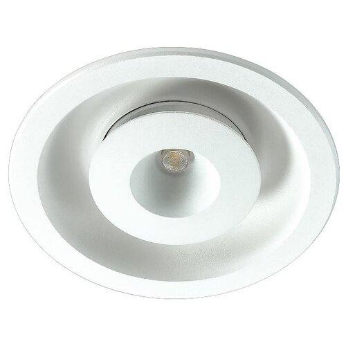 Встраиваемый светильник Novotech Gesso 357350 встраиваемый светильник novotech gesso 357582