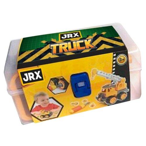Купить Винтовой конструктор JRX Truck 72365 Самосвал, Конструкторы