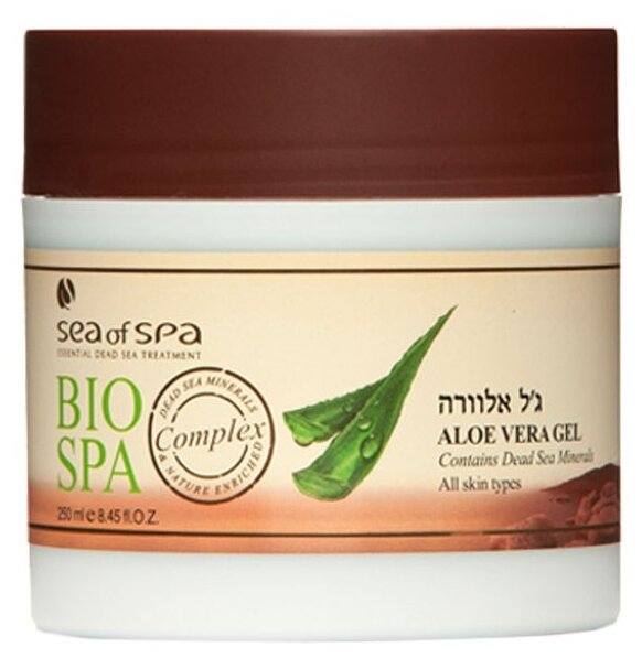 Гель для тела Sea of Spa Aloe