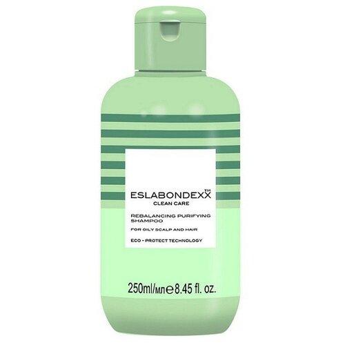 Купить Eslabondexx шампунь Rebalancing Purifying для жирной кожи головы и волос, 250 мл