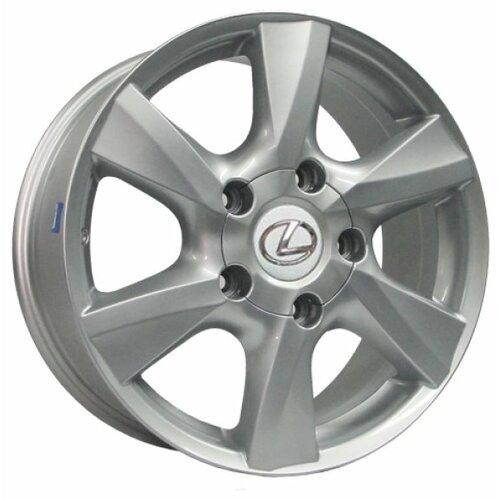 Фото - Колесный диск LegeArtis LX34 8х18/5х150 D110.1 ET60, S колесный диск alutec dynamite 8 5х18 5х150 d110 1 et52 silver