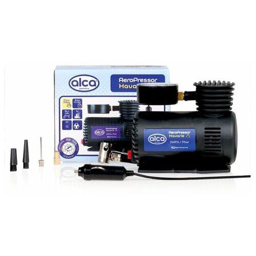 Автомобильный компрессор ALCA 203000 черный