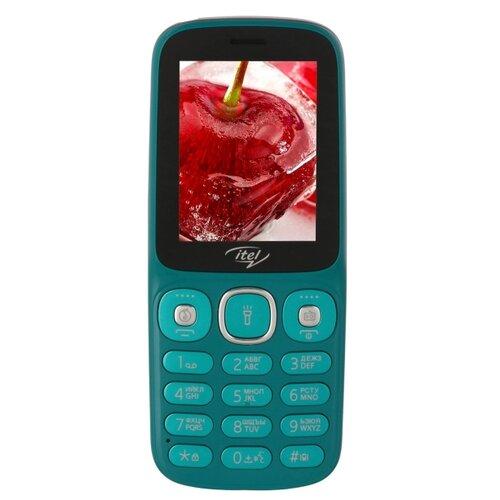 Телефон Itel it5026 зеленый
