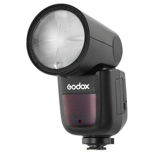Фото - Вспышка накамерная Godox Ving V1N TTL с круглой головкой для Nikon вспышка накамерная godox ving v860iis ttl для sony