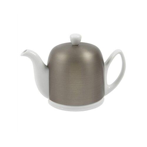 Фото - Чайник заварочный, Guy Degrenne, SALAM (0,6 л), 216412, с колпаком и ситечком на 4 чашки чайник заварочный salam white 0 37 л с колпаком с ситечком на 2 чашки 211987 guy degrenne