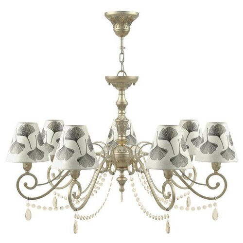 Люстра Lamp4you Classic E3-07-H-LMP-O-7-CRL-E3-07-CH-UP, E14, 280 Вт