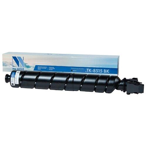 Фото - Картридж NV Print TK-8515 Black для Kyocera, совместимый картридж nv print tk 8515 magenta для kyocera совместимый