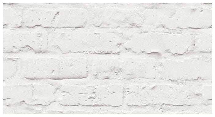 Обои винил на флизелиновой основе Grandeco White brick 0.53х10.5м