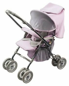 Прогулочная коляска Aprica Medic Rev Pretty Pink