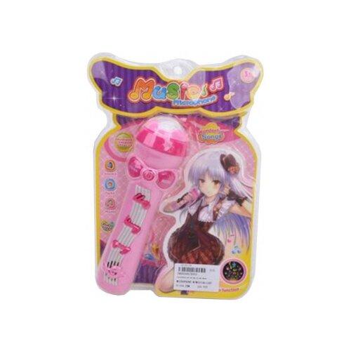 Купить Наша игрушка микрофон 643348, Детские музыкальные инструменты