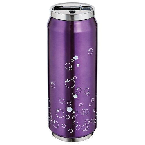 Термокружка LATTINA от Cilio, 0,5 л, d-7 см, h-19 см, фиолетовый, сталь