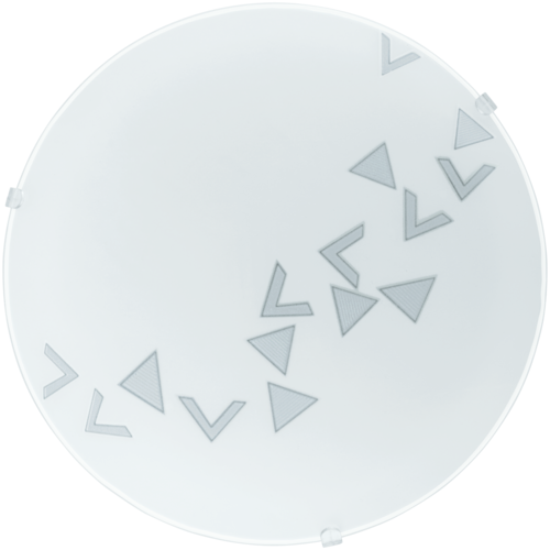 Настенно-потолочный светильник Eglo Mars 80263, E27, 60 Вт, кол-во ламп: 1 шт., цвет арматуры: белый, цвет плафона: белый потолочный светильник eglo 94635 e27 60 вт