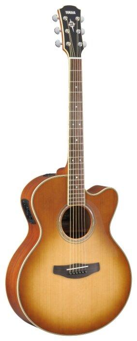 Электроакустическая гитара YAMAHA CPX700II Sand Burst