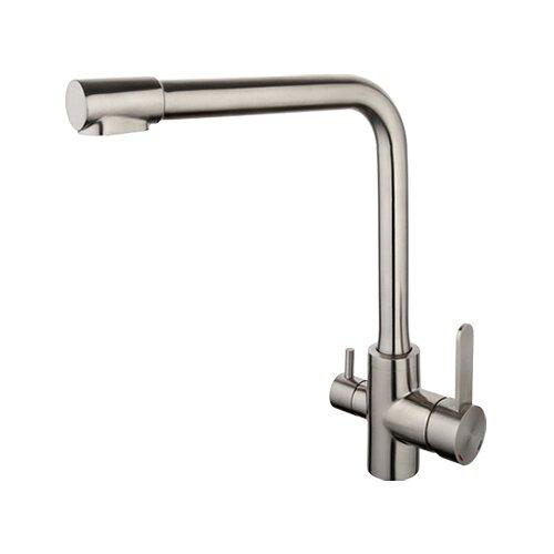 Смеситель для кухни (мойки) Gappo G4399-1 смеситель для кухни мойки gappo g521 бронзовый