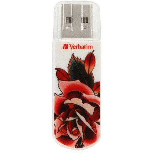 Фото - Флешка Verbatim Store 'n' Go Mini USB Drive 16GB, розовый verbatim mini elements edition 8gb голубой