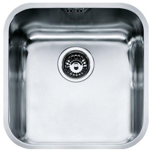 Врезная кухонная мойка 42.8 см FRANKE SVX 110-40 122.0336.231 нержавеющая сталь/полированная мойка franke agx 260 нержавеющая сталь