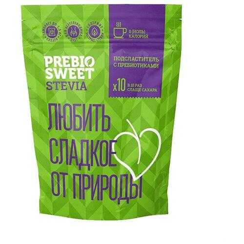 PREBIO SWEET подсластитель Stevia с пребиотиками порошок 150 г