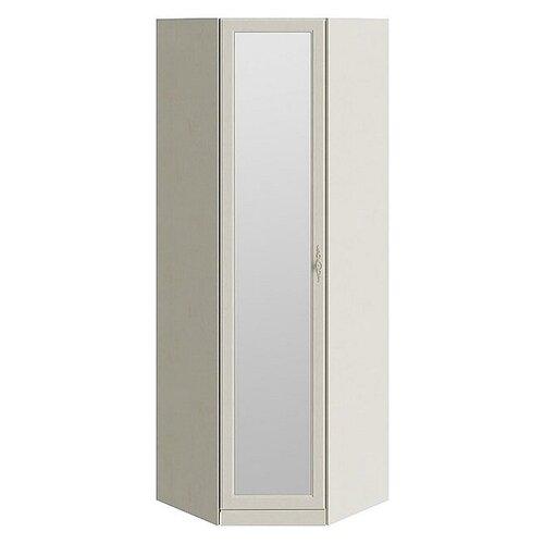 Шкаф для одежды ТриЯ Лючия СМ-235.23.02, (ШхГхВ): 74х74х216.1 см, Штрихлак