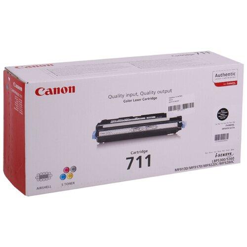 Картридж Canon 711BK (1660B002)