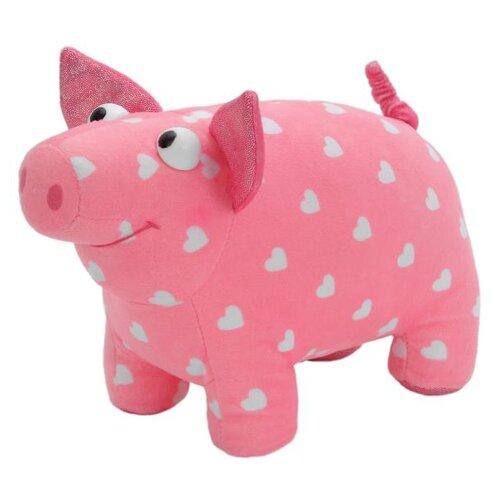 Купить Мягкая игрушка Мульти-Пульти Поросёнок Хрю озвученная 20 см, Мягкие игрушки