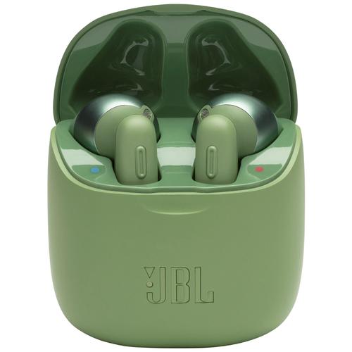 Беспроводные наушники JBL Tune 220 TWS, green