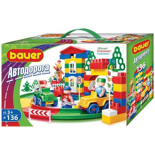 Конструктор Bauer Автодорога 248-136