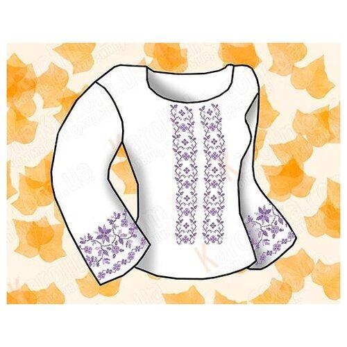 Заготовка для сорочки «Каролинка» КБФ 13 фото