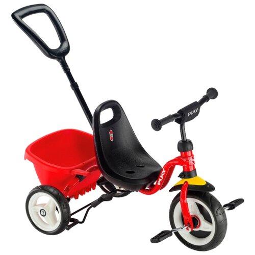 Трехколесный велосипед Puky Ceety 2020, red