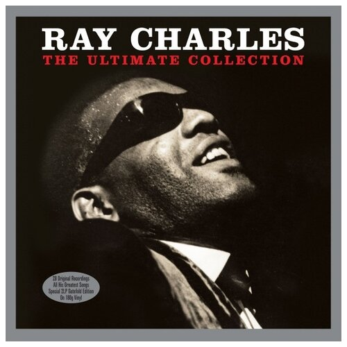 Ray Charles. The Ultimate Collection (2 LP) barry gibb – in the now 2 lp