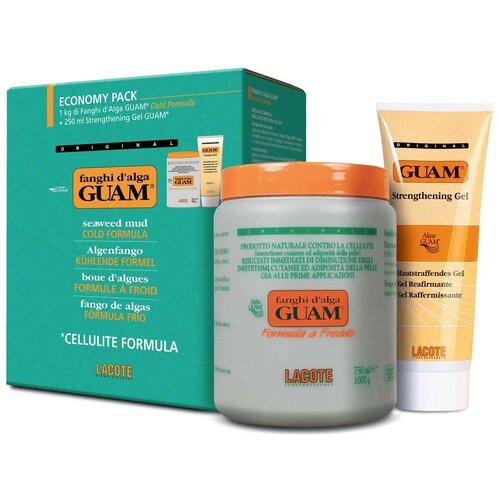 Фото - Guam набор антицеллюлитный с охлаждающим эффектом guam набор антицеллюлитный с охлаждающим эффектом