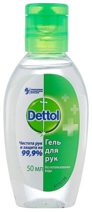 Гель для рук Dettol Антибактериальный