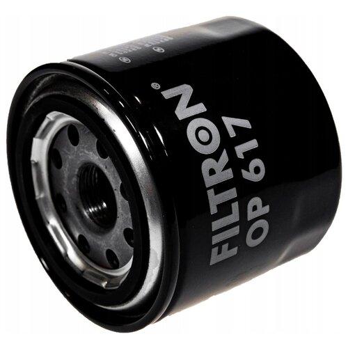 Масляный фильтр FILTRON OP 617 масляный фильтр filtron op 629