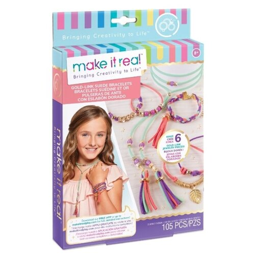 Make It Real Набор для создания украшений Нежность (36832) набор косметики make it real