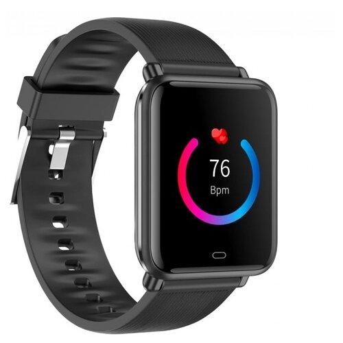 Умные часы GARSline Q9T, черный