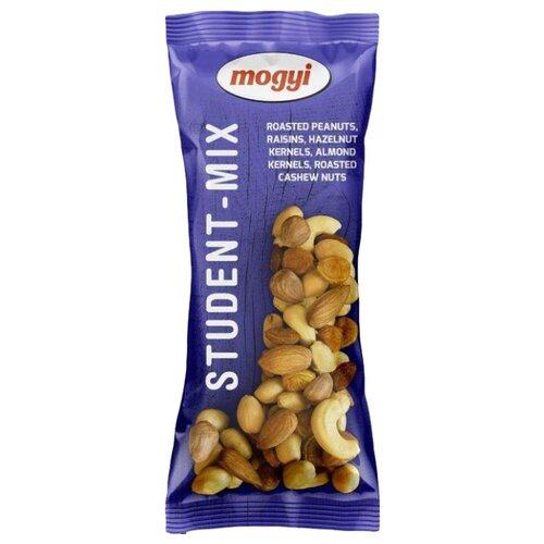 Смесь орехов и сухофруктов Mogyi Student Mix орехи и изюм 100 г