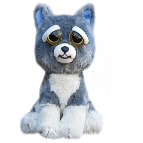 Мягкая игрушка Feisty Pets Собака Сэмми вышибала 20 см