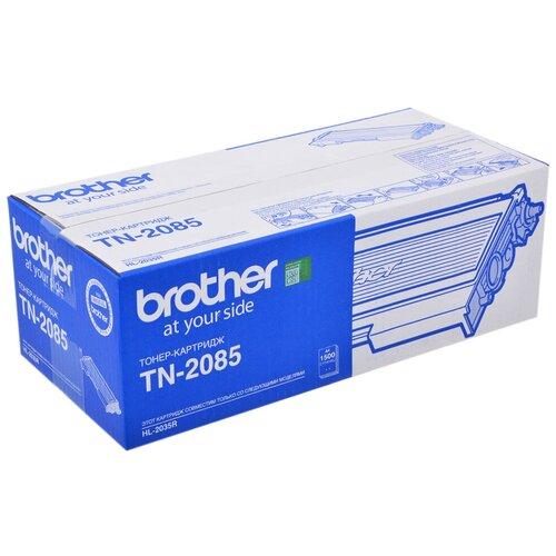 Фото - Картридж Brother TN-2085 картридж brother tn 7600