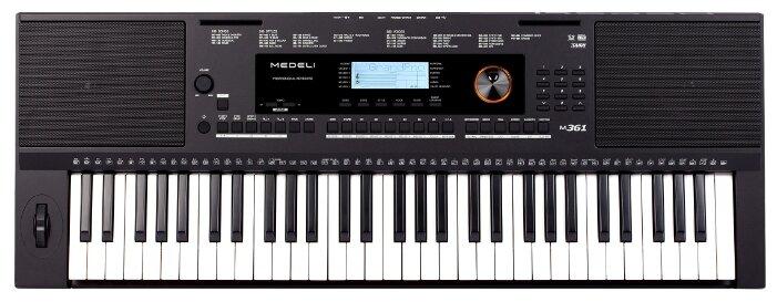 Синтезатор Medeli M361 — купить по выгодной цене на Яндекс.Маркете