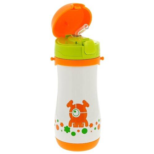 Термос детский Edenberg EB-3521, объем 350 мл, оранжевый
