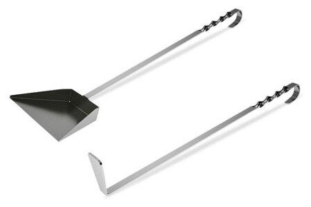 Кочерга, совок Grillux ВЗР1255А для мангала