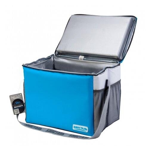 Фото - Сумка-холодильник BIOSTAL TCР-20B ДИСКАВЕРИ морской синий, 20 л сумка холодильник biostal tcp 20b