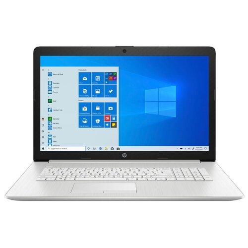 Фото - Ноутбук HP 17-by4005ur (Intel Core i3 1115G4 3000MHz/17.3/1920x1080/8GB/512GB SSD/Intel Iris Xe Graphics/Windows 10 Home) 2X1Y5EA, естественный серебряный ноутбук hp pavilion 15 eg0047ur intel core i3 1115g4 3000mhz 15 6 1920x1080 8gb 512gb ssd intel uhd graphics windows 10 home 2x2s2ea темно бирюзовый светло бирюзовый