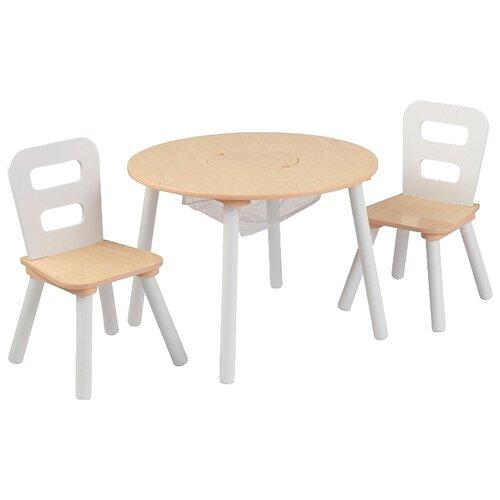 Комплект KidKraft круглый стол