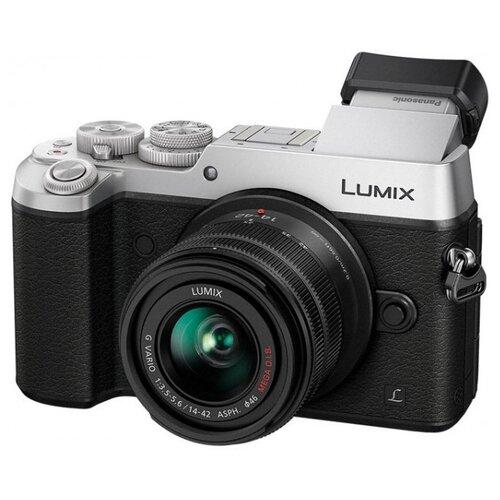 Фотоаппарат Panasonic Lumix DMC-GX8 Kit silver 14-42mm f/3.5-5.6