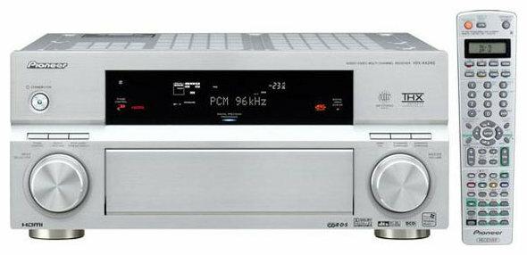 AV-ресивер Pioneer VSX-AX2AS